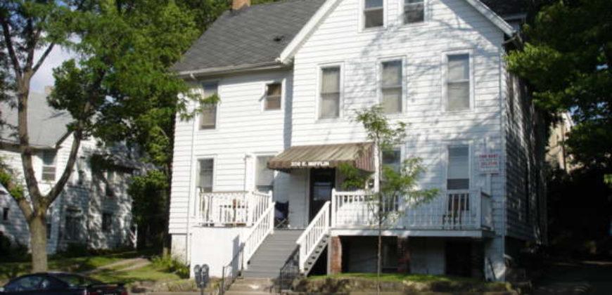 209 Mifflin Street #3