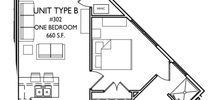 622 W Wilson St. #302