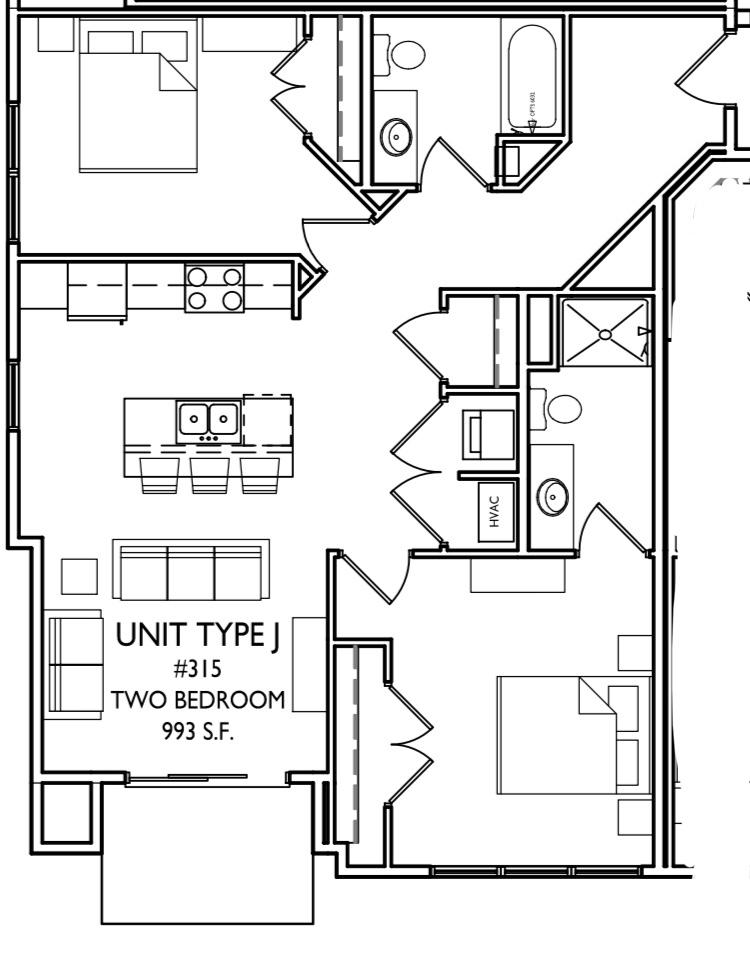 622 W. Wilson St. #315