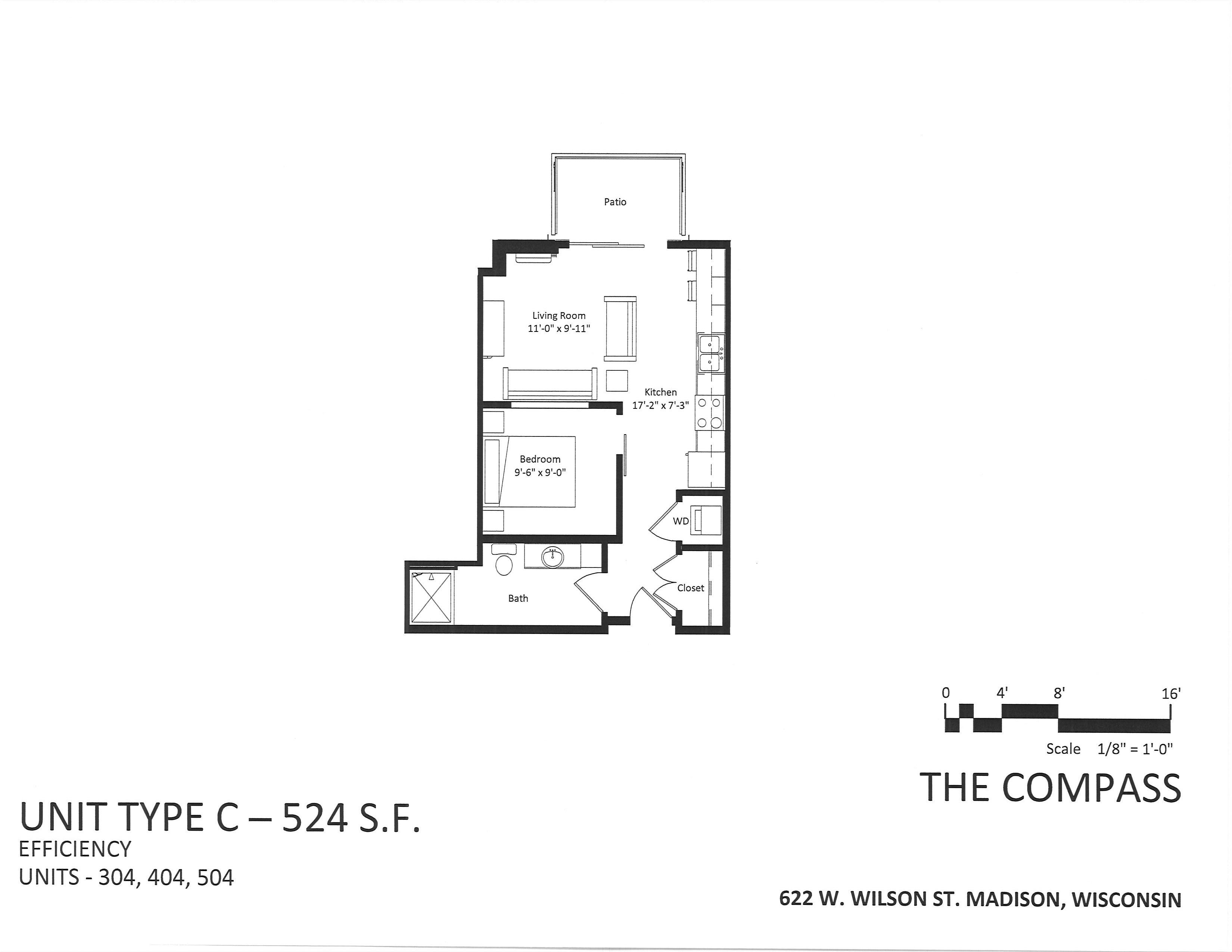622 W. Wilson St. #504