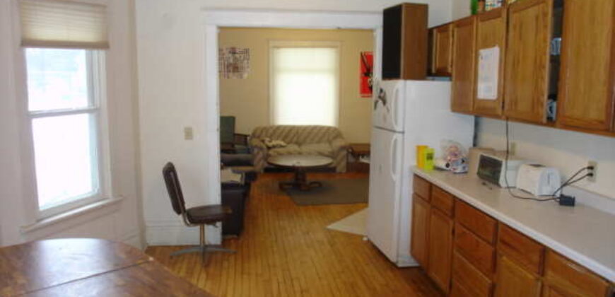1218 St. James – 4 bedroom House – Available 8-15-21!