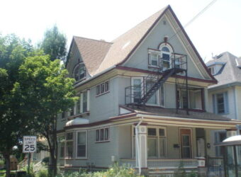420 S. Baldwin Street #2 – Avail. 8/15/2021